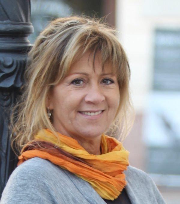 Lendvai Gabriella (szivárvány-terapeuta)