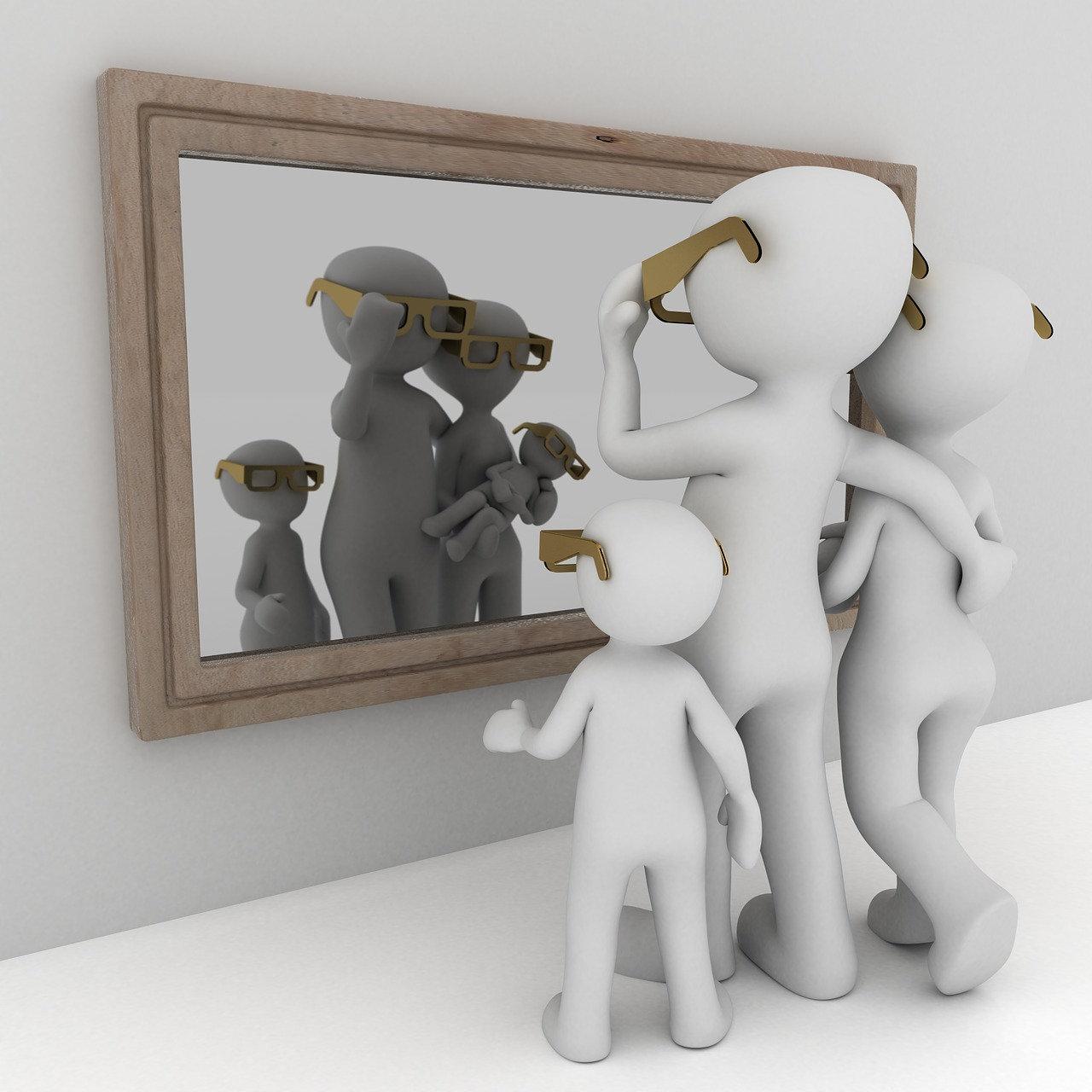 TÜKRÖM, TÜKRÖM - avagy mit üzen rólad a valóságod?