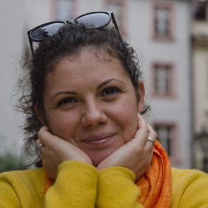 Balázsi Ágnes (mentor)